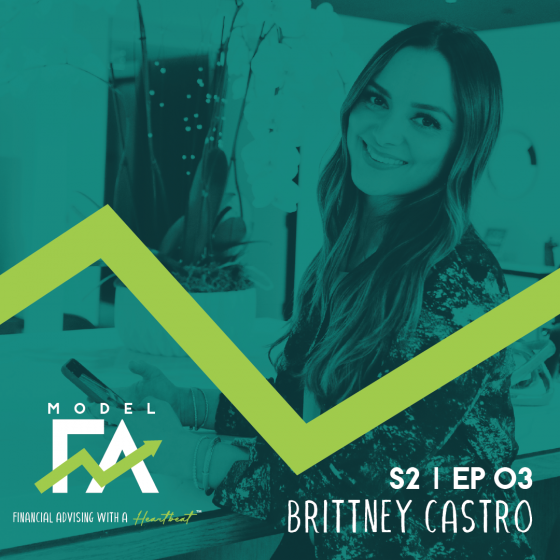 S2 EP03: Content Marketing for Advisors with Brittney Castro