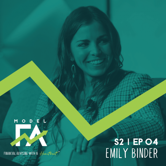 S2 EP04: Using Voice Technology to Build Irresistible Advisor Brands with Emily Binder