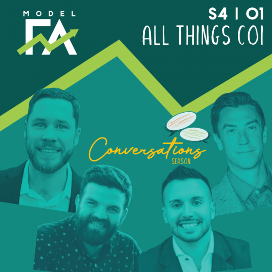 S4 EP01 Model FA Conversations: All Things COI