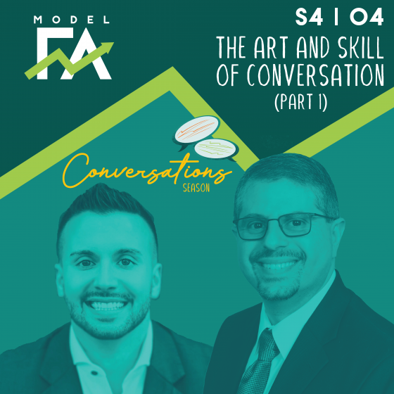 S4 EP04 (part 1) | The Art and Skill of Conversation: The Blueprint for Memorable Conversations